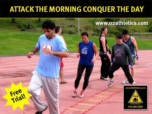 Fitness Bootcamp Workout 02Athletics